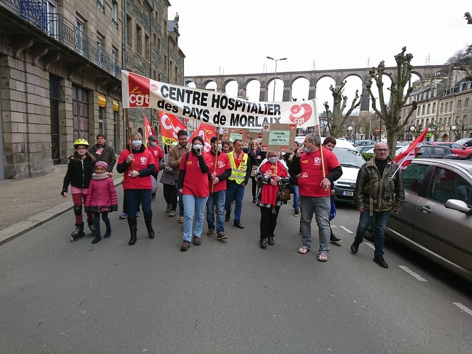 Mobilisation du 22 mars 2018