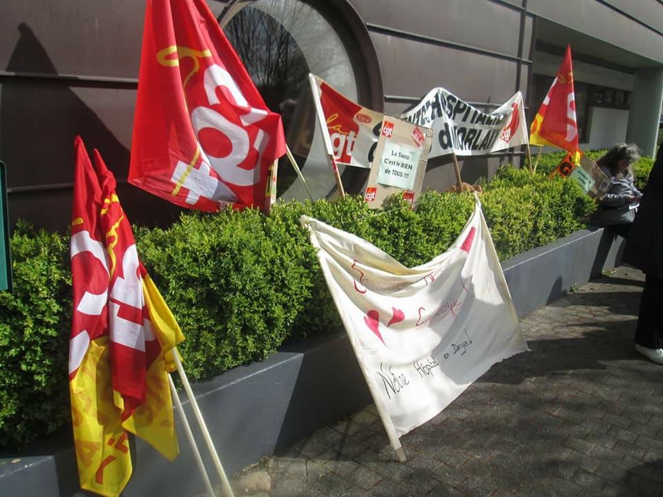 La CGT en force à Morlaix communauté