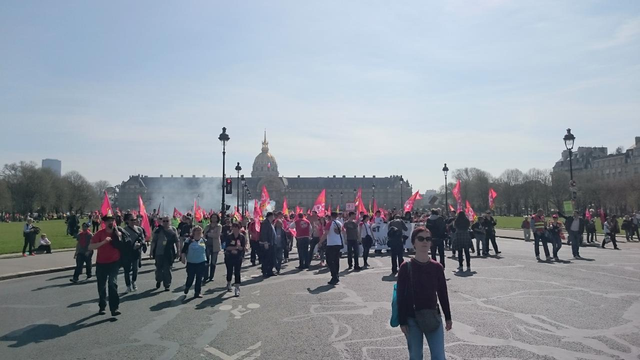 Manif Paris 9/4/15